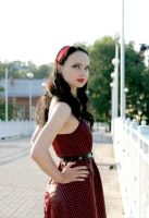 Rockabilly Morning 6 by Anna-Malina