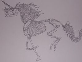 Scream :Horse Anatomy: WIP by Werewolf-Moony