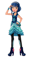 Merian von Water - Ever After High FC by Alise-cat