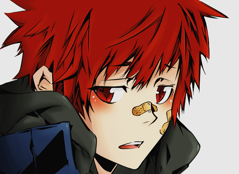 enma colouring .khr reuploaded. by Its-Terian