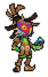 Skull Kid by GeckoFoxTV