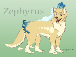 Zephyrus by SwiphtFox