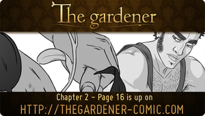 The gardener - Chapter 2 page 16 by Marc-G