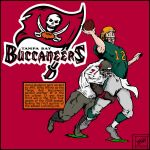 Tribute to the Tampa Bay Bucs by JMarcDodsonJr