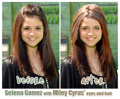 The New Selena Gomez by Mad3m0is3ll3-K3y