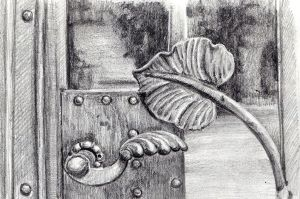 Door handle by KingVahagn