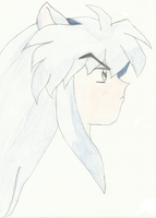 Inuyasha 2 by SapphireAngelBunny