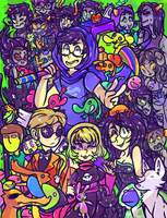 homestuck by PONYPUKE