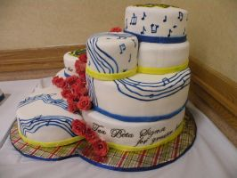 TBS KKY convention cake view 2 by cake-engineering