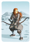 Ygritte by Fox-Demon-Kasumi