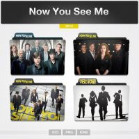 Now You See Me (Folder Icon) by limav