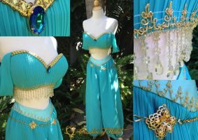 Princess Jasmine by vani