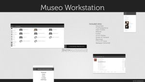 MuseoWorkstation by burnsplayguitar