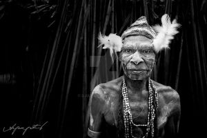 Papua Man by djati