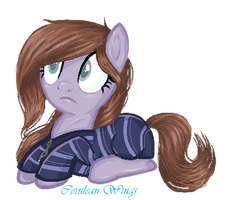 .:Commission:. Vicky Paige by Cerulean-Wings