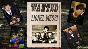 Lionel Messi wanted by PanosEnglish