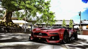 GT by citroen race car by LS-Coloringlife