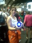 AWESOME PORTAL COSPLAYER! by BKCF-Cosplay