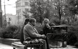 City People V by Baltagalvis