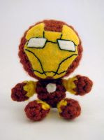 Iron Man Amigurumi MK3 by nsdragons
