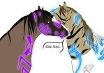 Hekate and Kaquien Breed Pic by maniacalmarie16