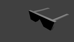Agent Six Sunglasses by Healing-Touch