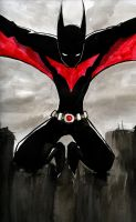 Batman BEYOND by NickPalazzo