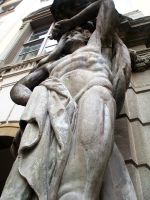statue by elfin-clavicle