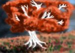 The Pale Tree by EdoDave