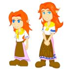 Old and New: Malon by LegendaryFrog