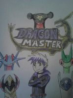 DRAGON MASTER [Cover Page] by NARUFRO93