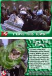 GHOSTBUSTERS 30TH ANNIVERSARY TRADING CARD 90 by WOLVERINE25TH