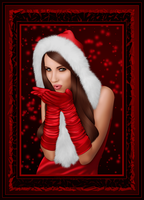 Xmas Kisses 2009 by VooDoo4u2nv