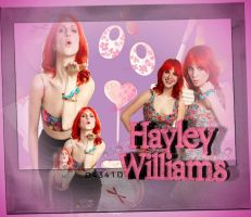 HAYLEY WILLIAMS BY ALE by DDLoveEditions