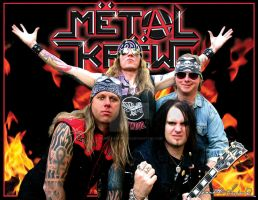Metal Krew Fire by KennethSanford