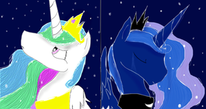 Lullaby For A Princess Re-creation by Skywriter12