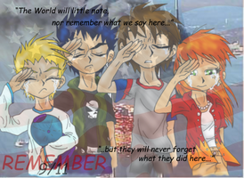 Remember Sept. 11 by SpiritLeTitan