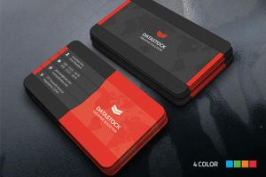 Corporate Business Card by GOWESDESIGN