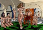 Celice Hot Dancer by THE-HYPNOMAN