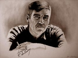 R. Lee Ermey by IJS-Creations