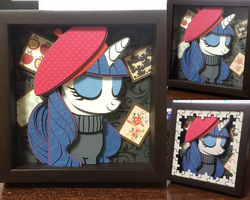 shadow box artsy rarity by robicraft