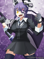 Kancolle - Tenryuu by Dragonith