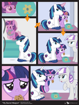 Comic Block: My Secret Weapon by dm29