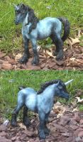 Breyer- Blue Moon by tyreenya