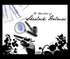 Adventures of Sherlock Holmes by janne-landet-dreams