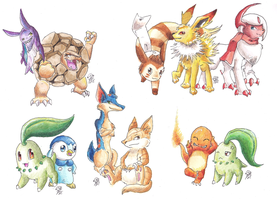 PMD Teams by PitchBlackEspresso