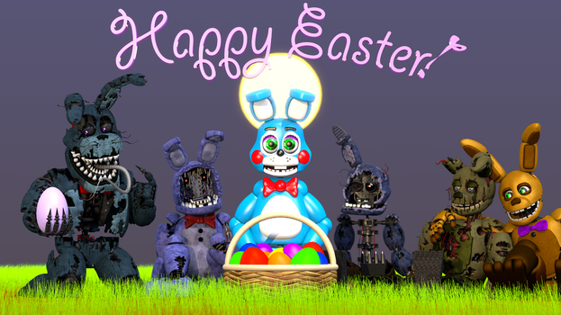 Happy Easter! by Zylae