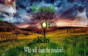 Revolt of Kin Banner by Wolfgirl71
