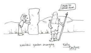 Neolithic... by NellyDesigns by TheCartoonClub