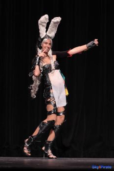 Fran 'Cosplay Contest' FFXII by Miss-Marquin